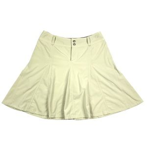 Athleta Paneled Circle Skater Skirt